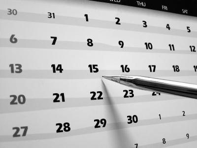 Is Your Calendar Full?