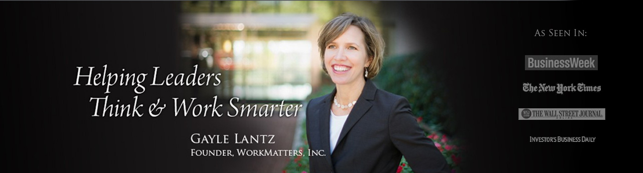 WorkMatters – Management Consulting, Strategic Planning Consulting & Executive Coaching