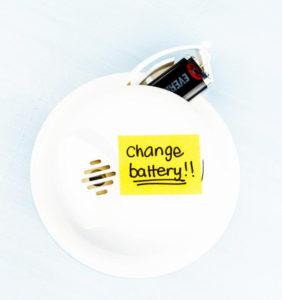 change battery